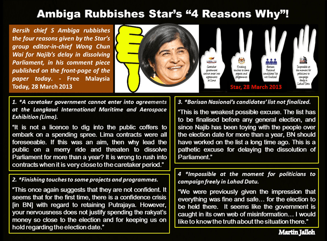 Ambiga-Rubbishes-Star