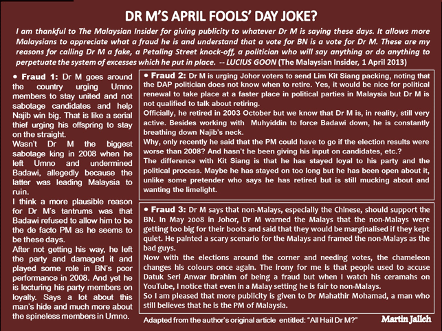 Dr-M&#039;s-April-Fools&#039;-Joke