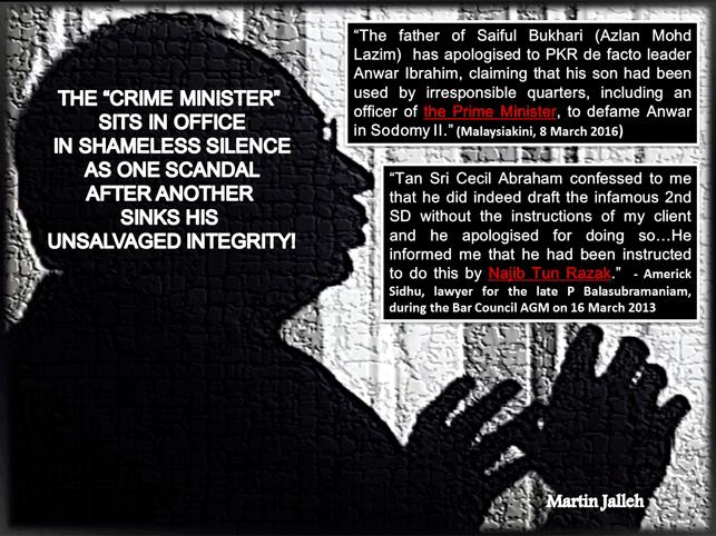 Najib-Sits-in-Office-Shamelessly