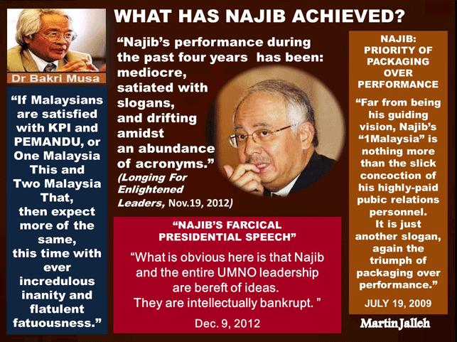 What-has-Najib-Achieved-Bakri-Musa